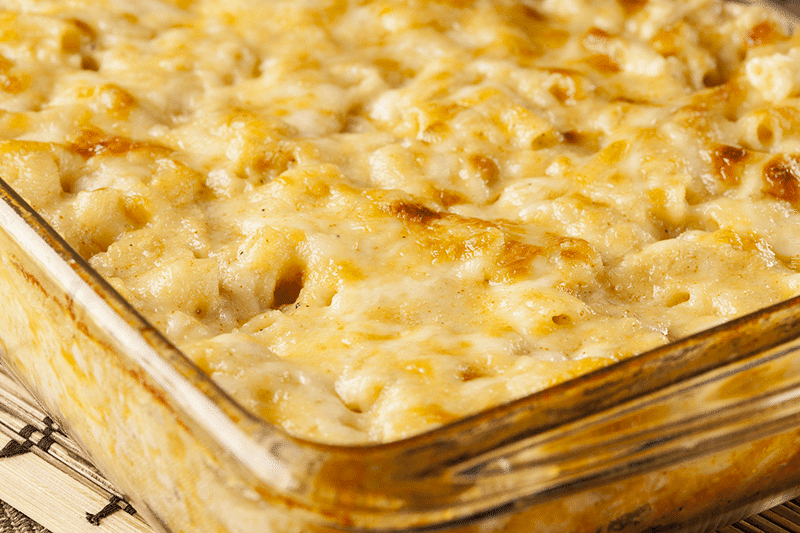 Deep South Macaroni and Cheese Recipe