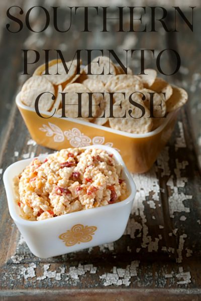 Southern Pimento Cheese Recipe