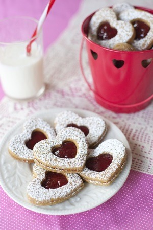 valentines sandwich cookies recipe