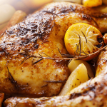 Simple Roasted Chicken