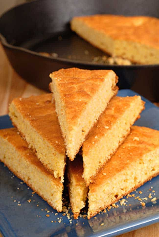 Love cornbread? Or just want a taste of the \'real south\'? This perfect everytime southern buttermilk cornbread is what you need ! First you need to invest in a southern cook\'s go to tool. A 9\