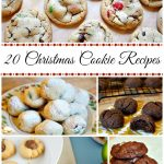 20 Best Christmas Cookie Recipes