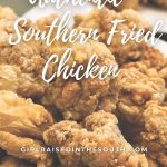 Authentic Southern Fried Chicken