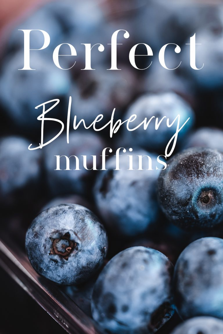 Perfect-Blueberry-Muffins