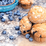 Best Ever Blue Berry Muffins