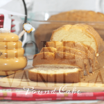 Honey Vanilla Poundcake