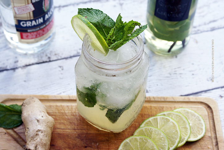 SUMMER KICKIN' MOSCOW MULE
