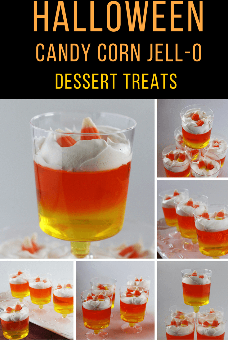 Halloween Dessert Treats