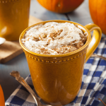 Homemade Real Pumpkin Spice Latte {The Big Guys Wish They Could Make}