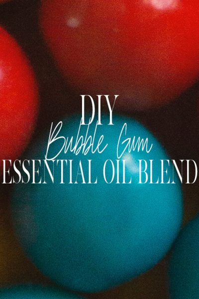 Bubble Gum Essential Oil Blend